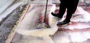 شستشوی فرش در ساری