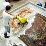 شستشوی فرش با دستگاه