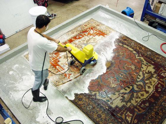 قالیشویی خوب در قائمشهر