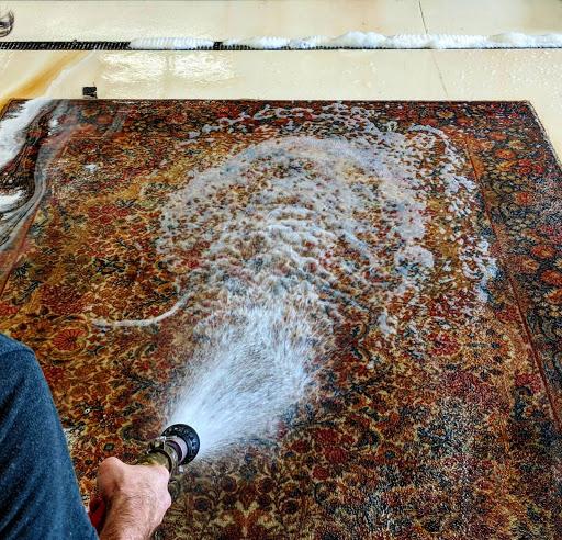 شستن فرش در بابل